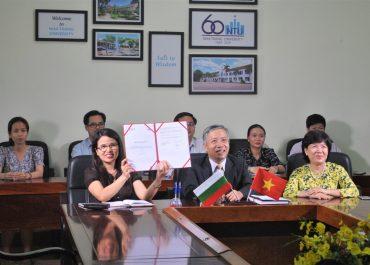 Signature d'une convention de coopération entre l'ESFAM et l'Université de Nha Trang au Vietnam