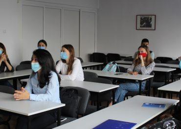 Rentrée à l'ESFAM : premières arrivées des étudiants et mise en ligne des premières formations certifiantes