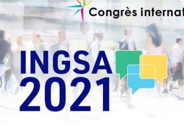 Journée consacrée à la Francophonie - <br> (2 septembre), du Congrès de l'INGSA.